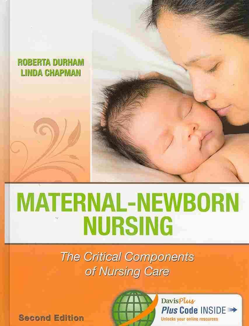 Maternal-Newborn Nursing By Durham, Roberta/ Chapman, Linda